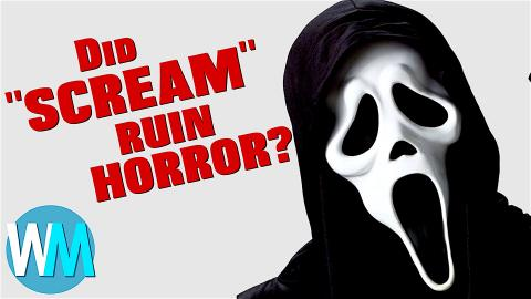 How Scream Ruined Horror Movies!