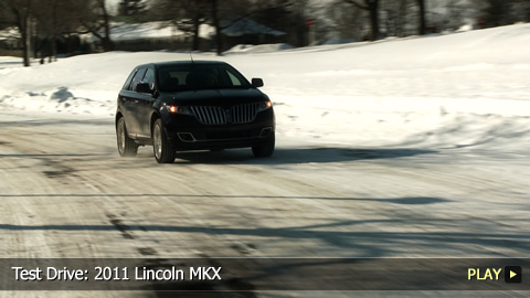 Test Drive: 2011 Lincoln MKX