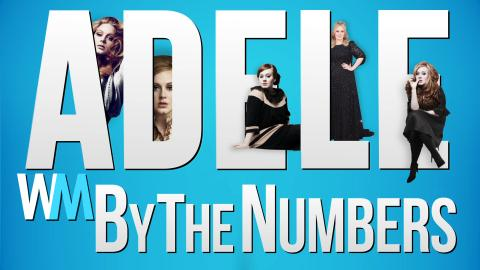 Adele's Record-Breaking Year: By The Numbers