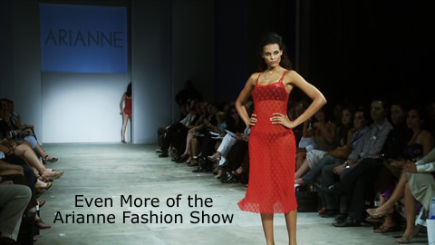 Arianne Lingerie Fashion Show Part 3