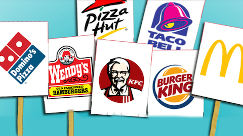 Top 10 American Fast Food Chains