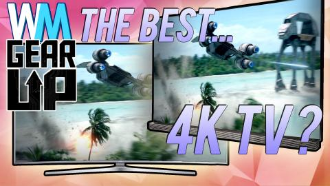 Top 5 Best 4K TVs of 2016 - Gear UP
