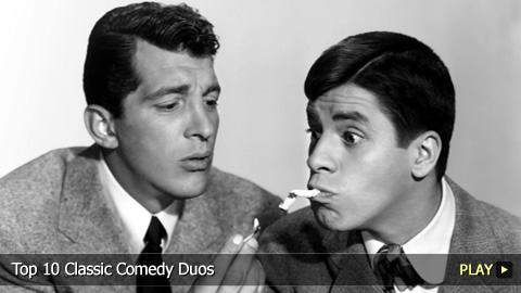 Top 10 Classic Comedy Duos