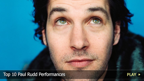 Top 10 Paul Rudd Performances