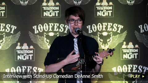 Interview with Stand-Up Comedian DeAnne Smith