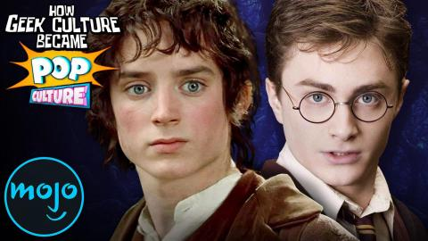 From Hobbits to Harry Potter: How Geek Culture Became Pop Culture