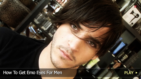 How To Get Emo Eyes For Men Watchmojo Com