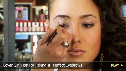 How To Create The Perfect Eyebrows