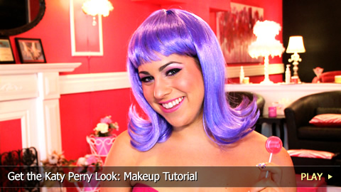 Get the Katy Perry Look: Makeup Tutorial