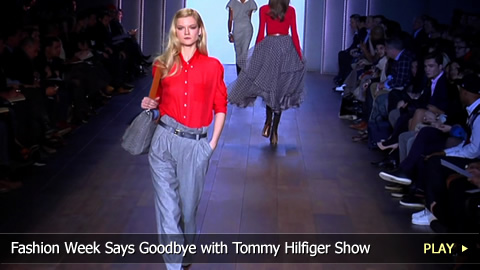 Fashion Week With Tommy Hilfiger