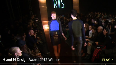 H and M Design Award 2012 Winner