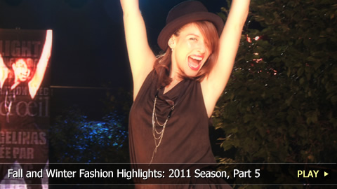 Fall and Winter Fashion Highlights: 2011 Season, Part 5