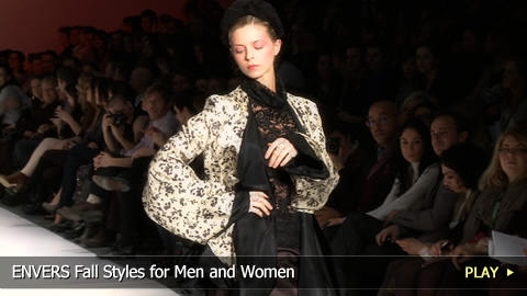ENVERS Fall Styles for Men and Women