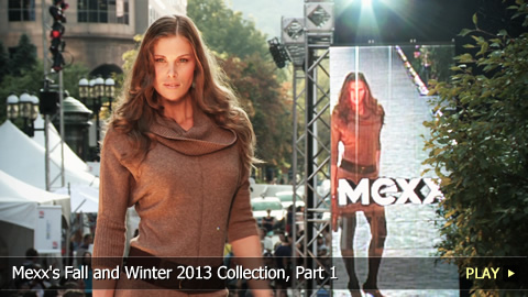 Mexx's Fall and Winter 2013 Collection, Part 1