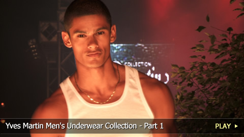 Yves Martin Men's Underwear Collection - Part 1