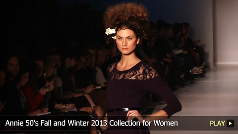Annie 50's Fall and Winter 2013 Collection for Women