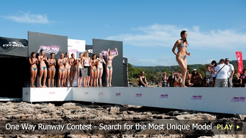 One Way Runway Contest - Search for the Most Unique Model