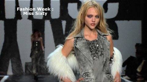 Miss Sixty at New York Fashion Week