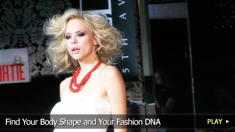 Find Your Body Shape and Your Fashion DNA