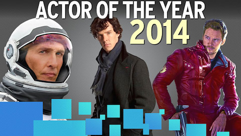 WatchMojo's Actor of the Year: 2014