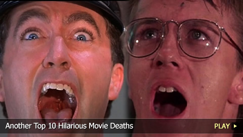 Another Top 10 Hilarious Movie Deaths