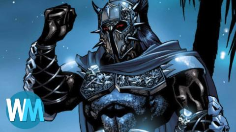 Supervillain Origins: Ares