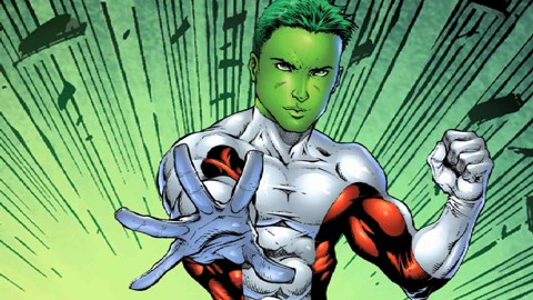 Superhero Origins: Beast Boy