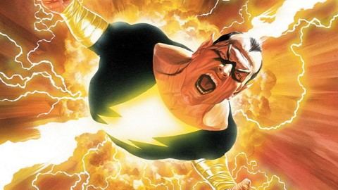Supervillain Origins: Black Adam
