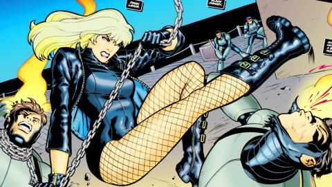 Superhero Origins: Black Canary