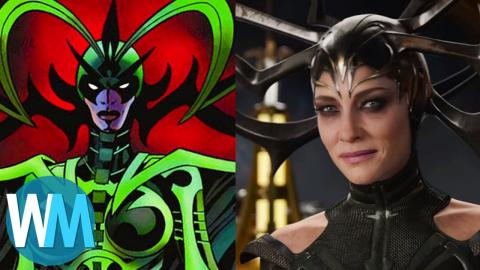 Supervillain Origins: Hela