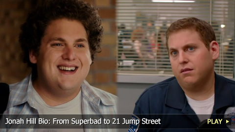 Jonah Hill Bio: From Superbad to 21 Jump Street