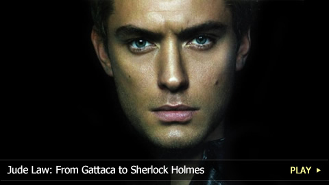 Jude Law: From Gattaca to Sherlock Holmes