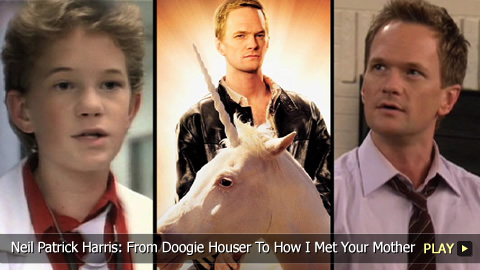 Neil Patrick Harris: From Doogie Howser To How I Met Your Mother