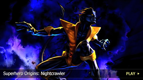 Superhero Origins: Nightcrawler