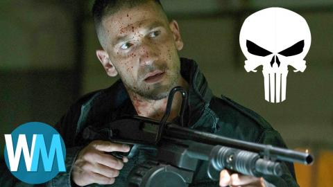 Secret Origins: The Punisher