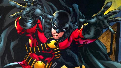 Superhero Origins: Red Robin