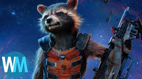 Superhero Origins: Rocket Raccoon