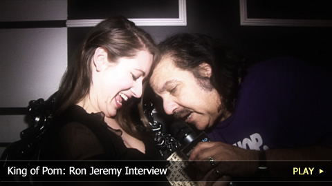 King of Porn: Ron Jeremy Interview