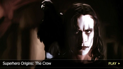 Superhero Origins: The Crow