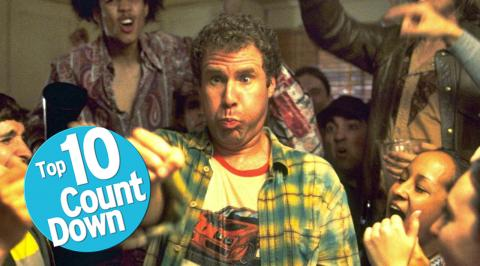 Top 10 Alcohol Chugging Movie Scenes