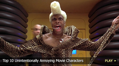 Top 10 Unintentionally Annoying Movie Characters