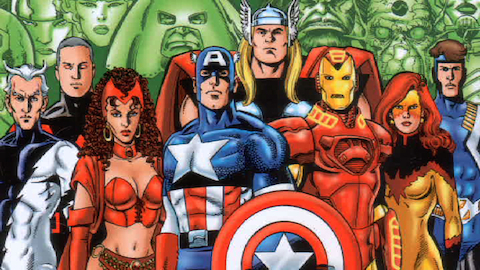 Top 10 Members of the Avengers