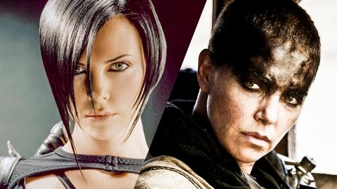 Top 10 Badass Charlize Theron Moments