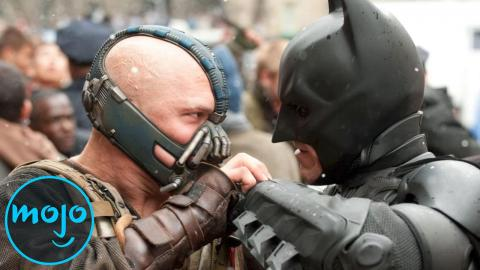 Top 10 Batman Fights