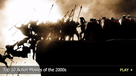 Top 10 Action Movies of the 2000s