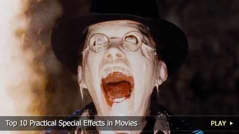 Top 10 Practical Special Effects in Movies