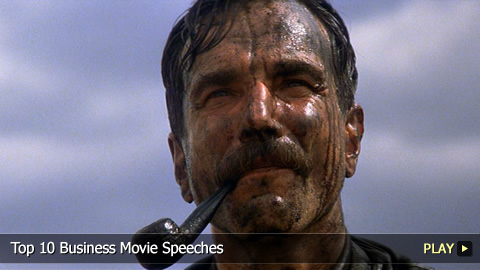Top 10 Business Movie Speeches
