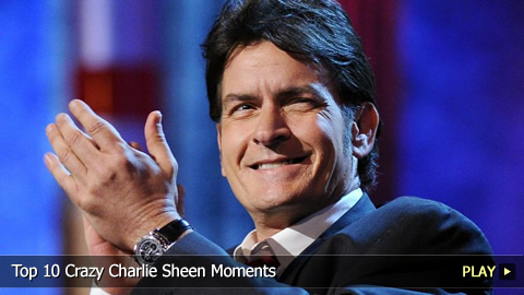 Top 10 Crazy Charlie Sheen Moments