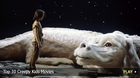 Top 10 Creepy Kids Movies