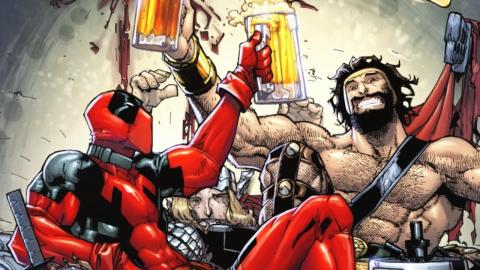 Top 10 Deadpool Comic Book Crossovers